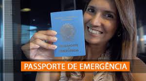 Resultado de imagem para Passaporte de Emergência