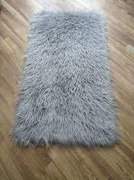fluffy grey rug grey long pile faux fur gy fluffy rug x in grey fluffy rug fluffy grey rug