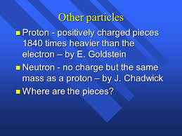 Chapter 5 Atomic Structure and the Periodic Table - ppt video ...