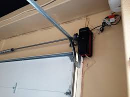 shaft drive garage door opener