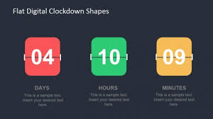 Countdown Powerpoint Templates