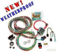 complete wiring harness kit Toyota Wiring Harness Diagram at Ez Wiring Harness Fj40