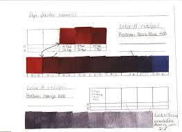 Idye Poly Color Mixing Chart Idye Poly Color Chart Related Keywords Suggestions Idye