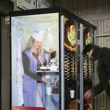 Coffee Vending Machine How It Works Stunning How It Works Coffee Vending Machines LOL Desk