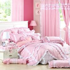 pink ruffle bedding pink ruffle bedding queen style pink ruffle bedding set twin size pink ruffle