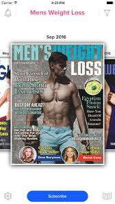 Mens Weight Loss Apps Mens Weight Loss Magazine App Mobile Apps Tufnc