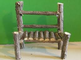 twig chair great for fairy gardens and rustic bird and doll houses dollhouse miniatures