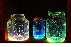 Ways To Decorate Glass Jars Awesome DIY Ways To Recycle Mason Jars 31