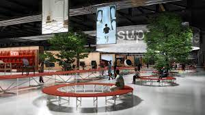 Architectural Interventions Taking Place at the 2021 Salone del Mobile