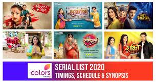 colors tv upcoming shows serials 2020