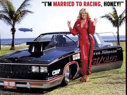 "Linda Vaughn - ""I'm Married to Racing, Honey!"""