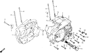 honda xr engine diagram honda wiring diagrams
