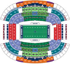 Cowboys Stadium Chart Nfl Stadium Illustration Jonathan Staples