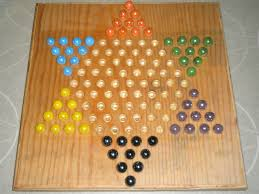 Wooden Game With Marbles How to Make a Chinese Checkers Board 100 Steps with Pictures 49