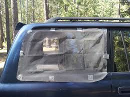 Magnetic Window Screens for Car Camping: 4 Steps (with Pictures)