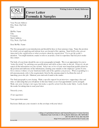 10 Job Application Letter Sample Pdf The Principled Society