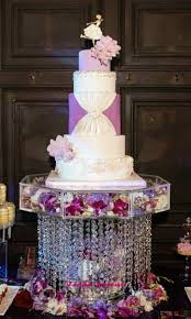 wedding cake stand with crystals chandelier acrylic beads cupcake stand dessert stand