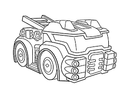 Free Printable Optimus Prime Coloring Pages New Rescue Bots Best Of
