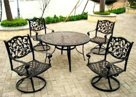 patio table and chairs outdoor dining