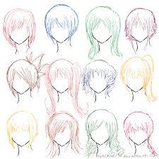 Hair Style Anime animehair explore animehair on deviantart 8834 by wearticles.com