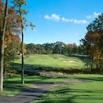 Par 3 at Cyprian Keyes Golf Club in Boylston, Massachusetts, USA ...