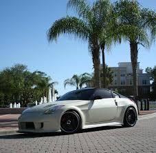 nissan 350z white custom.  Nissan 2004 Lambo Pearl White Nissan 350Z Touring Picture Mods Upgrades Inside 350z Custom R