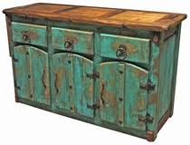 painted mexican furniturePainted Country Style Mexican Dining Furniture