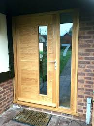entry doors with side panels. Wooden Front Doors With Side Panels Contemporary Oak External Wood Educational Coloring Door Entry O