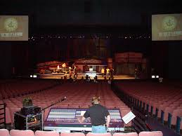 Purdue University Hall Of Music Productions Production Services