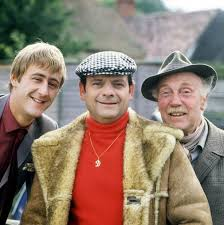 real life only fools and horses the lottery winner chandelier smashers rodney id plonker and more mirror