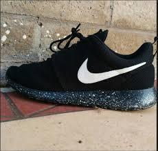 nike shoes roshe galaxy. nike roshe run black galaxy shoes n