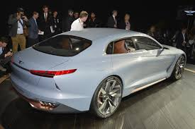 new car launches bmwGenesis New York Concept previews upcoming BMW 3Series rival by