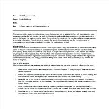 Ms Word Memo Templates Free Legal Memo Template Senetwork Co