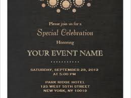 38 Free Formal Invitation Template, Formal Invitation Template Blank ...