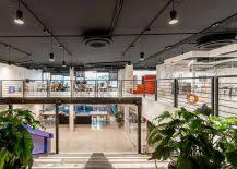 eco friendly corporate office. Eco-friendly New Headquarters Of AQuest In San Giovanni Lupatoto Eco Friendly Corporate Office