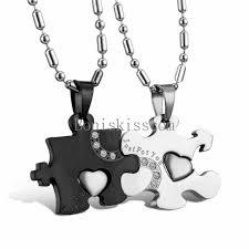1 pair friendship chains puzzle love