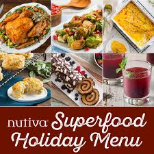 The Kitchen Table Menu Superfood Holiday Menu The Nutiva Kitchen Table