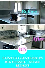 redoing countertops look like granite astounding painting to look like granite kit marvelous redo best paint