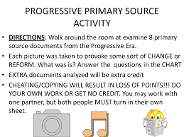 The Progressives What Is The Meaning Of Progress Ppt