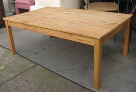 Mexican Pine Coffee Table Reclaimed Southern Yellow Pine Coffee Table The Grain All Wood