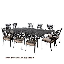 solid wood dining table 8 chairs oakland living milan 11 pc dining set with rectangular table