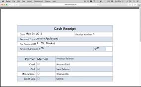 Petty Cash Receipt Sample How To Write A Petty Cash Receipt Form YouTube 5
