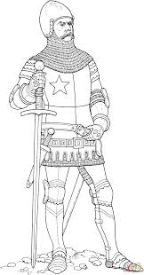 Small Picture Knight coloring page Free Printable Coloring Pages