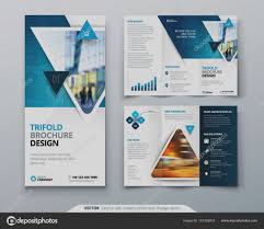 Sample Business Brochure Gallery Tri Fold Brochure Sample Modern Style Template For Business 16