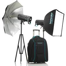 broncolor siros l 800ws battery powered 2 light outdoor kit 2