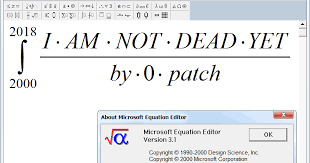 0patch blog micropatching brings the abandoned equation editor back to life
