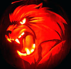 trendy coolest pumpkin carvings photos werewolf cool pumpkin carving ideas  credit a werewolf cool pumpkin carving