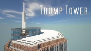 Trump International Hotel & Tower Chicago Map 1.12.2/1.12 for Minecraft -  9Minecraft.Net
