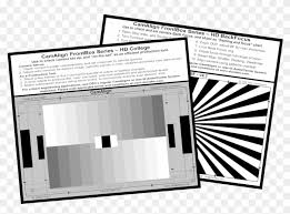 College Back Focus Chart Hd Png Download 1024x743