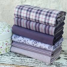715 best Fabric Fetish images on Pinterest | Patterns, Quilting ... & Fat quarter fabric bundle in rich Damson, Plum, Purple, Pink - 100% Adamdwight.com